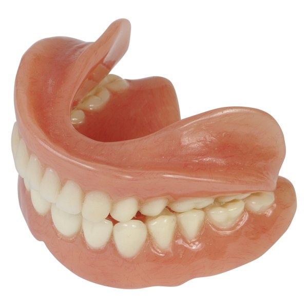 Many first-time denture wearers suffer from sore gums.