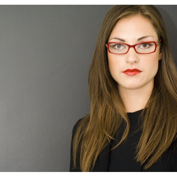 Make a statement with stylish eyeglasses.