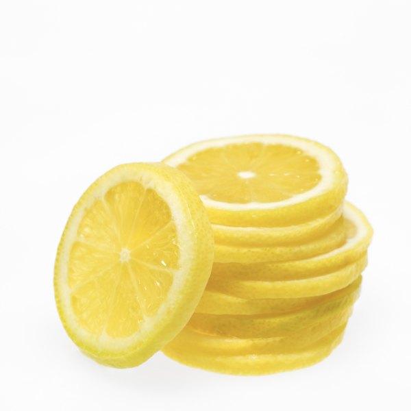 Lemons dress up any salad.