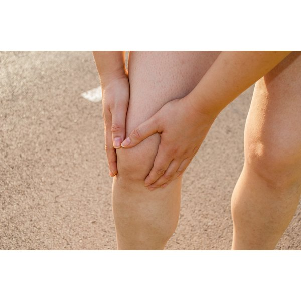 Knee pain associated with arthritis may be relieved by indomethacin.
