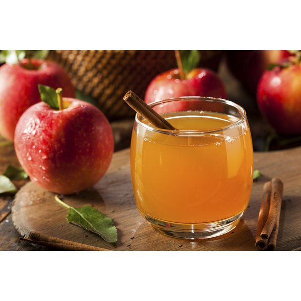 Raw, organic, unfiltered apple cider vinegar will not make you lose weight.