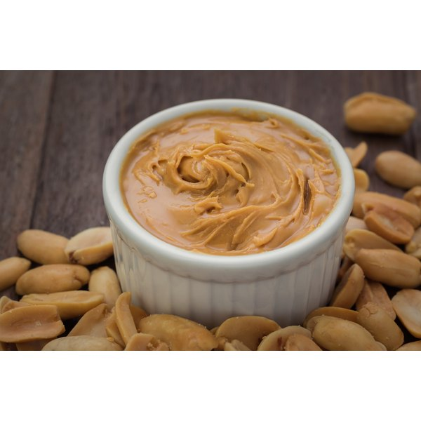 Peanut butter is high in monounsaturated fat, which is important when bodybuilding.