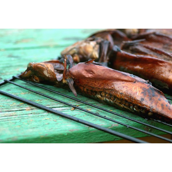 Tinapa is Filipino smoked fish goes well with noodles.