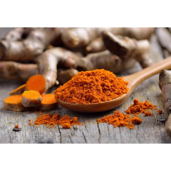 Whether you opt for fresh or dried turmeric, you'll get tons of antioxidants