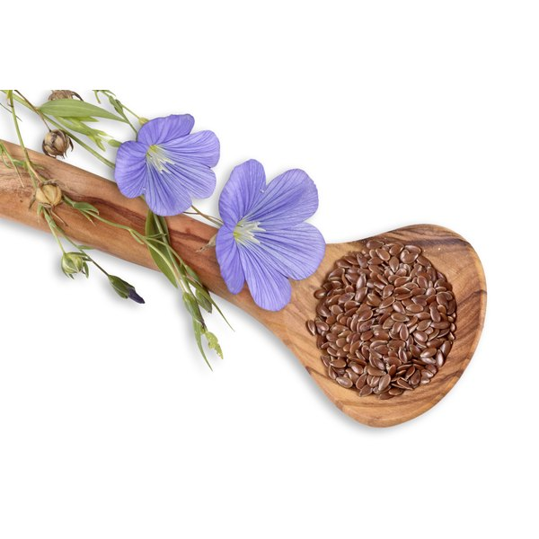 Flaxseed meal is rich in heart-healthy fats and dietary fiber.