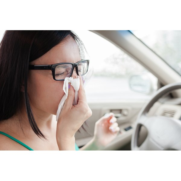 Nasal congestion can be uncomfortable.