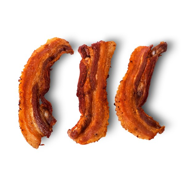 Avoid foods high in sodium like bacon to limit edema.
