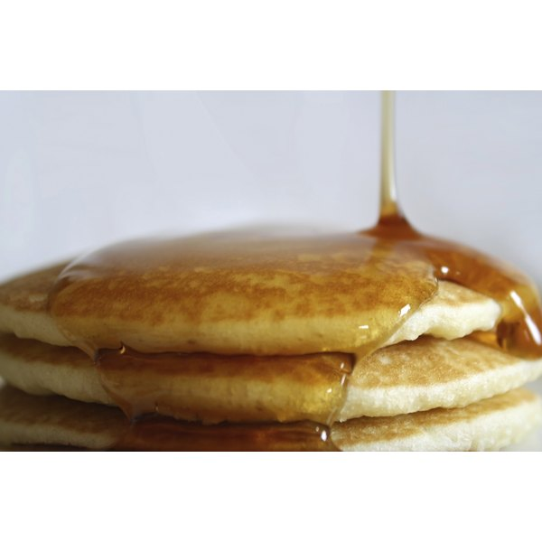 Maple syrup is a source of essential vitamins and minerals.