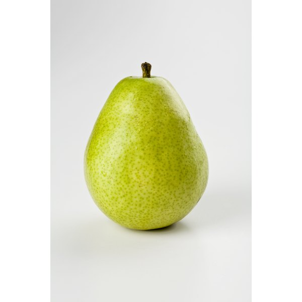 Pears are packed with nutrients and low in calories.
