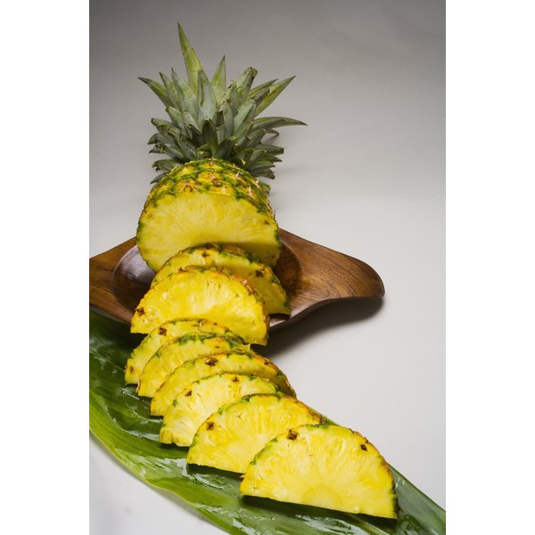 Pineapple juice may be what gives El Pollo Loco chicken its tangy citrus taste.