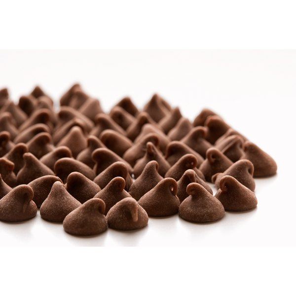 Chocolate is made from cocoa beans that are fermented after harvesting to improve flavor.