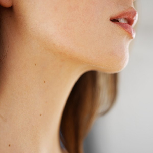 Experience smoother, more youthful skin on your neck with microdermabrasion.