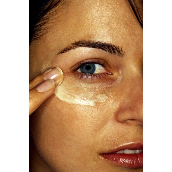 Using the right eye cream at night will do wonders for your skin.
