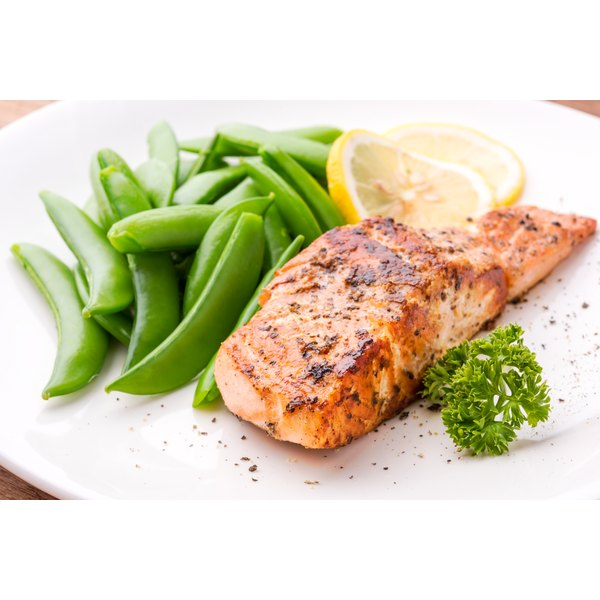 Eating foods rich in niacin, such as salmon, won't speed up your metabolism.