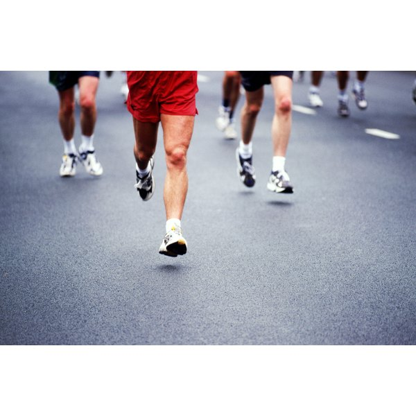 Runners' knees