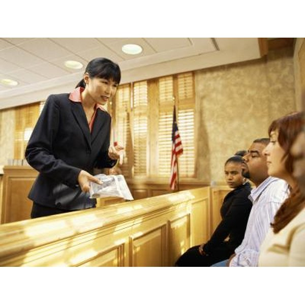 becoming a defense lawyer There are different types of defense attorneys, specializing in different areas of  law  that have been named in lawsuits, from whom recompense is being sought.