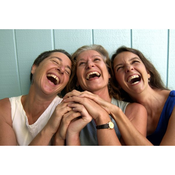 Studies indicate that laughter can enhance physical and mental health.