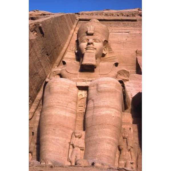 What Was A Pharaoh S Life Like In Ancient Egypt Synonym