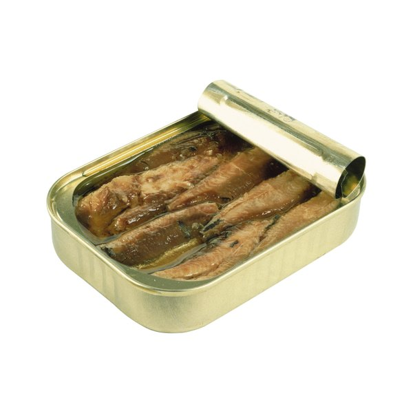 Eating sardines can be good for your health.