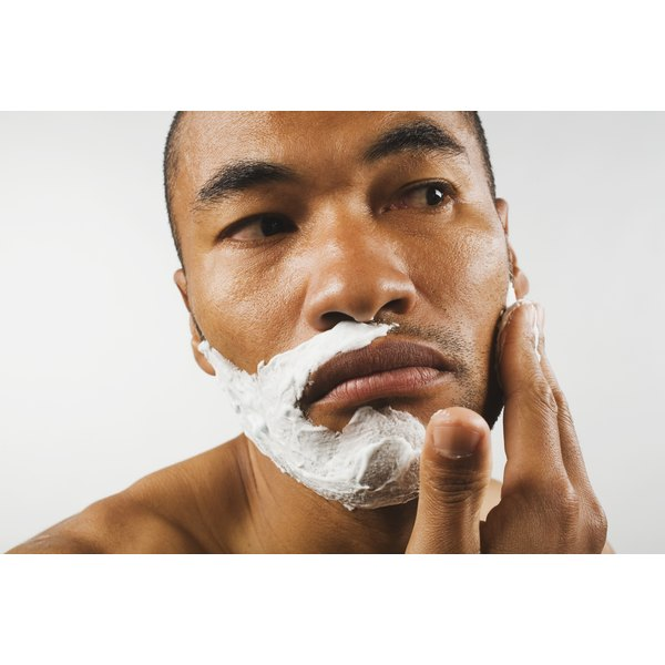Shaving may increase your odds of developing hyperpigmentation.