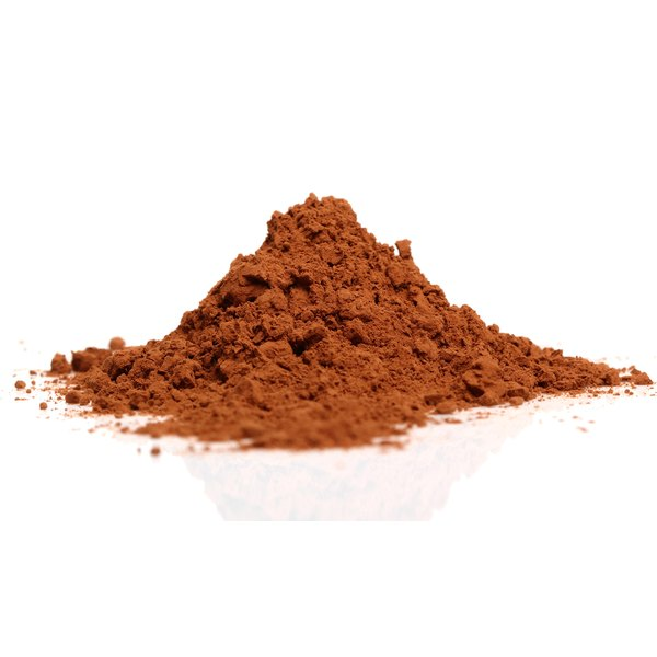 Cocoa powder lasts many years.