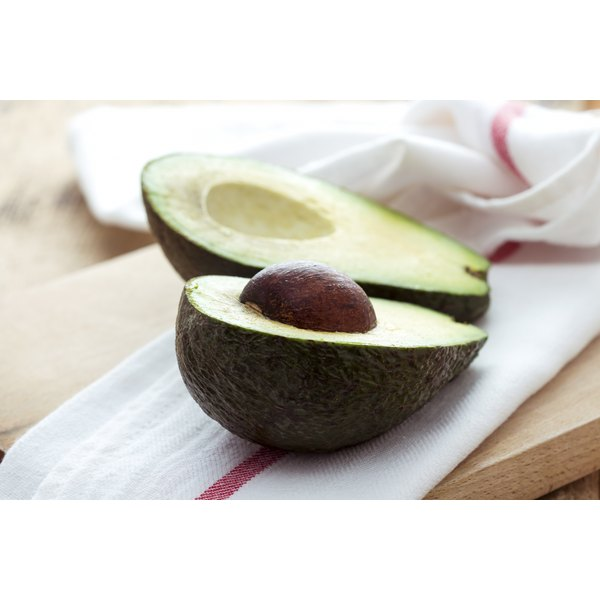 The fiber and fats in avocado help curb your appetite.