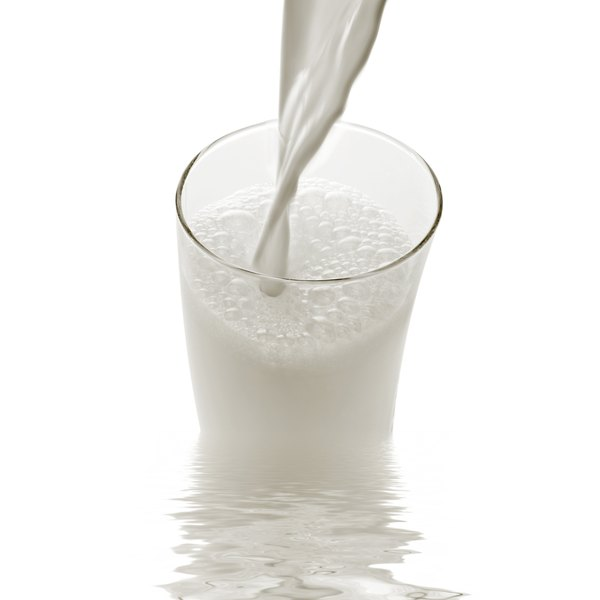 Milk products are a major source of short-chain fats.