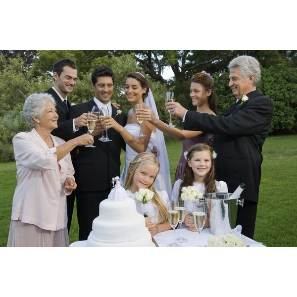 How To Toast The Mother Of The Bride