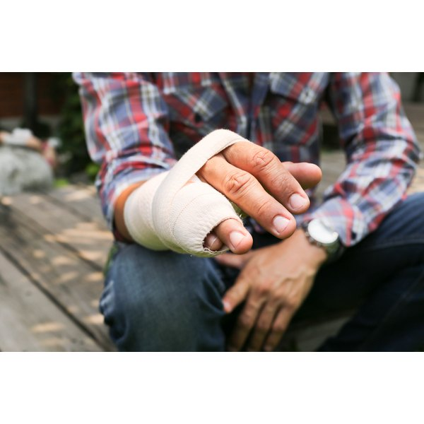 Vitamin D and other vitamins may be able to help repair broken bones.