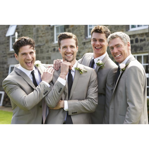 Usher Wedding: How To Be An Usher At A Wedding