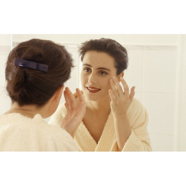 Cosmeceuticals are creams or lotions containing active ingredients with biological function.