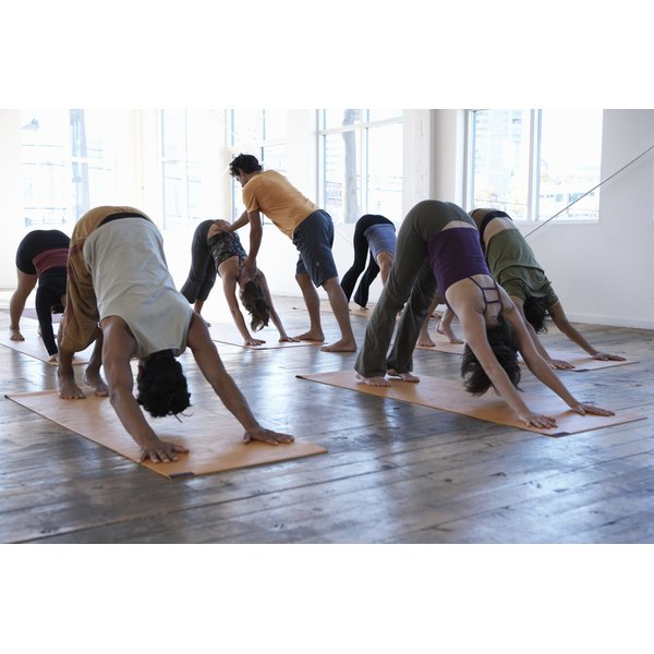 Creative yoga class themes may attract new participants.