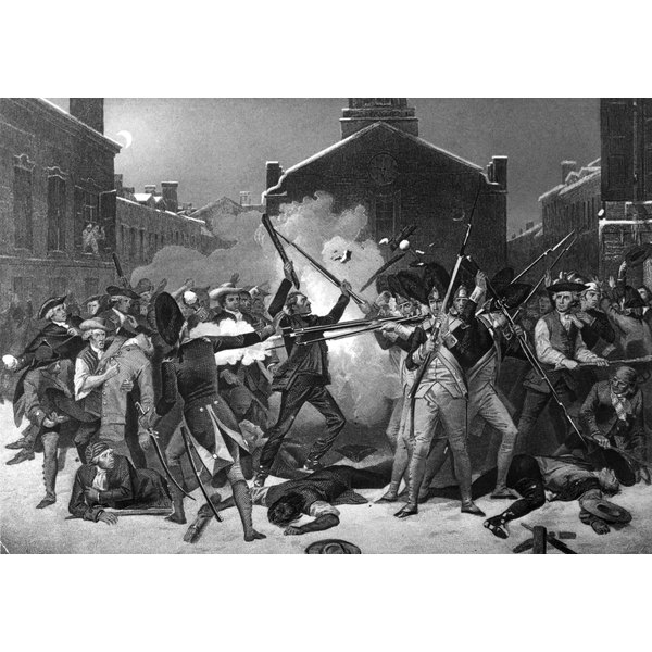 1800 S Colonial Scene On Demand: What Is An Example Of Propaganda In The American Revolution?