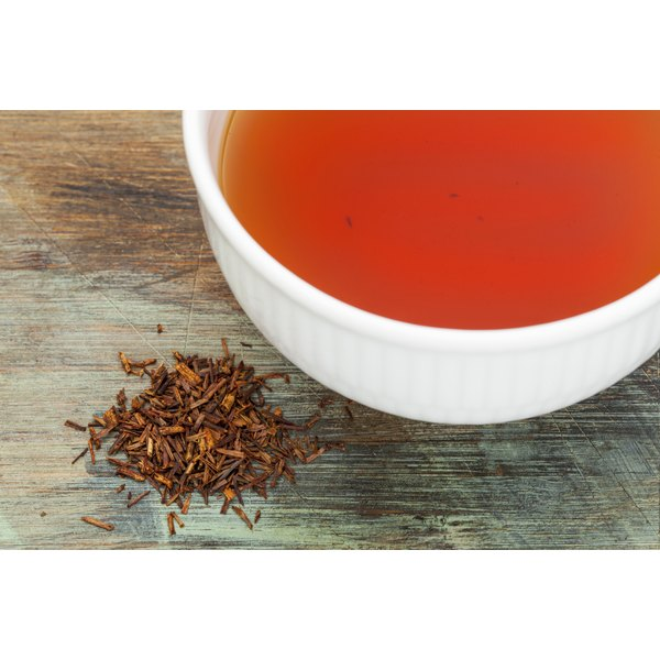Red bush herbal tea may remedy effects of colic.