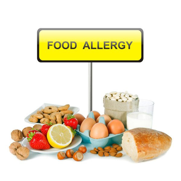 Food allergies affect up to 1 percent of adults in the U.S.