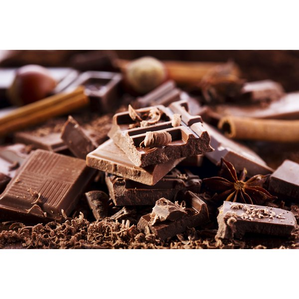 European chocolate is more expensive than American chocolate due to the higher percentage of cocoa it contains.