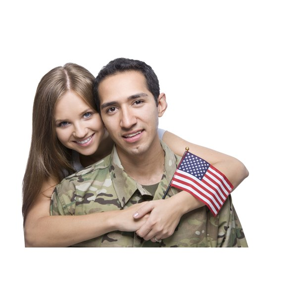 Give an American flag with any gift.