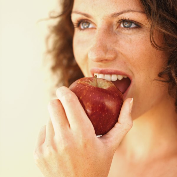 Eat attractive looking foods with enticing smells and textures to improve appetite.
