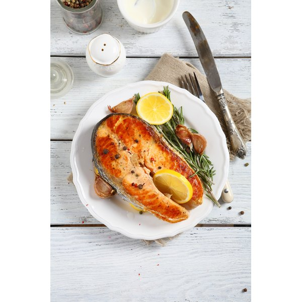 Omega-3 fatty acids from fish are anti-inflammatory.