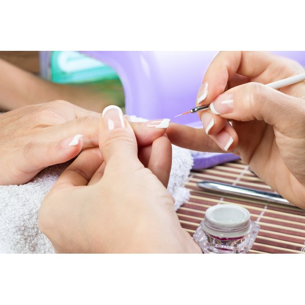 Indulging in a professional manicure may just break your nail-biting habit.