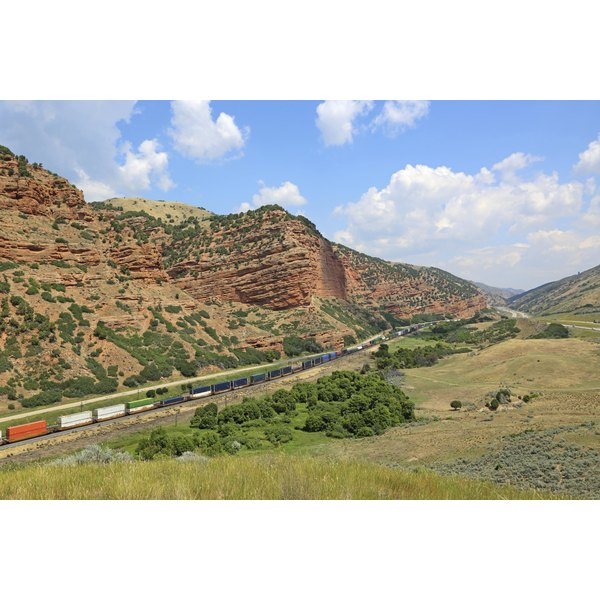 The Advantages of the Transcontinental Railroad