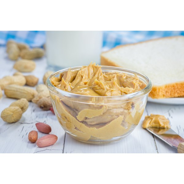 Fresh ground peanut butter is thought to help prevent heart disease.