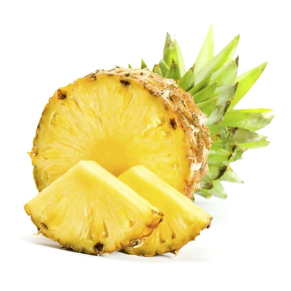 Pineapple is more nutritious than pineapple juice.
