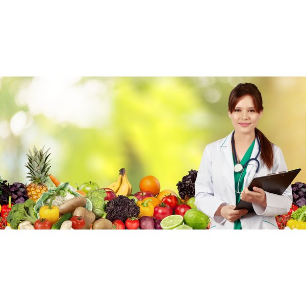 There are many nutrition software programs available.