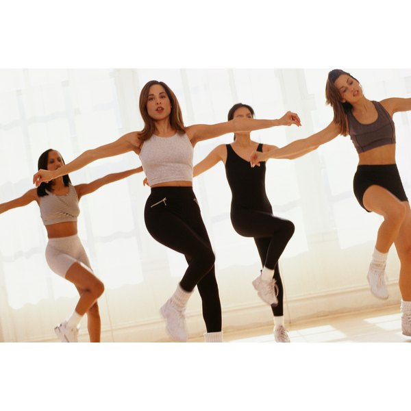 Group fitness classes form the basis of Body Balance workouts.