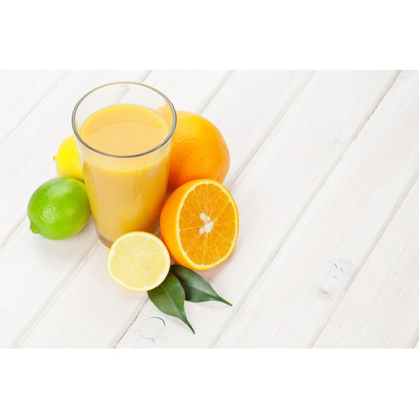 Citrus fruit is a common source of dietary ascorbic acid.