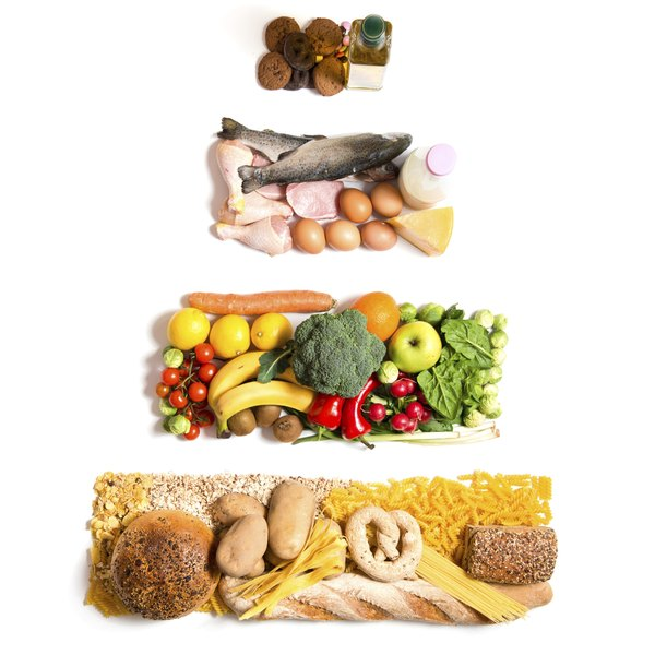 Eating a well-balanced diet provides the various nutrients the body needs.
