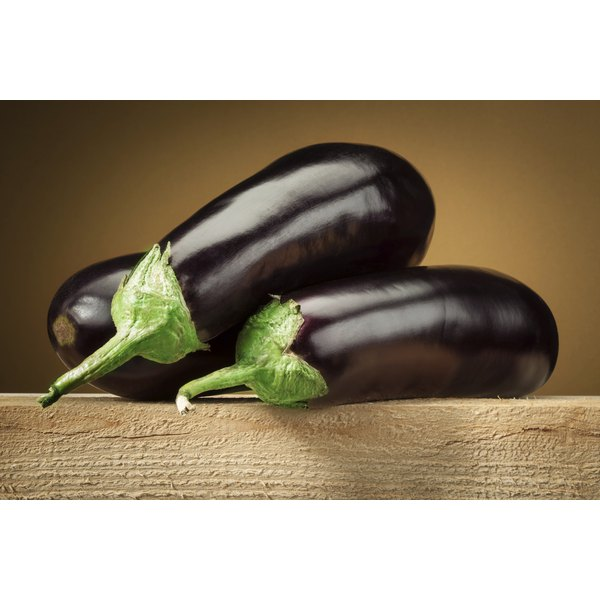 Eggplant slices applied topically can lighten freckles in as little as one week.