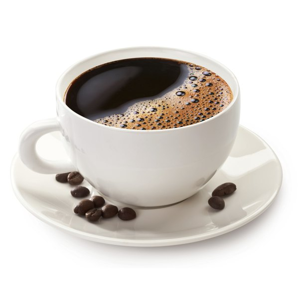 Coffee contains the most caffeine but be aware of tea, soft drinks and energy drinks.