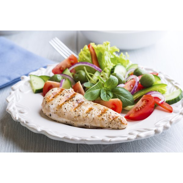 HCG diet consists of 500-800 calories daily.